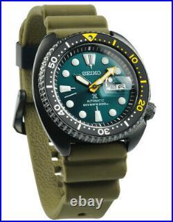 Rare New Seiko PROSPEX Asia only SEA GRAPE SRPD45K1 Limited Edition Turtle