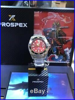 Rare New Seiko Prospex Zimbe Shogun SPB099J1 Thailand Limited Edition #/500 pcs