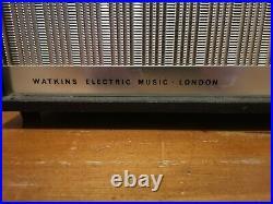 Rare Vintage 1960's Watkins WEM Westminster II Controlled Power Valve Amplifier