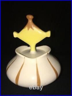 Rare Vintage Holt Howard Honey Condiment Jar Pixieware Retro Kitchenware Retro