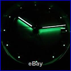 Retro RHYTHM 51113 Vintage Alarm TOP Mid Century Clock CHROME! Collectors Item