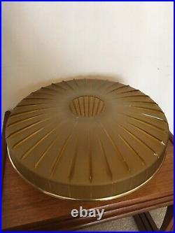 Retro UFO Lampshade, Mid Century, 60s, Vintage