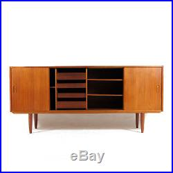 Retro Vintage Danish Design Teak Sideboard 50s 60s 70s Mid Century Modern