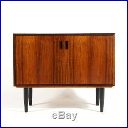 Retro Vintage Danish Rosewood Sideboard Cabinet 70s Mid Century Modern 50s 60s