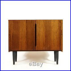 Retro Vintage Danish Rosewood Sideboard Hi-Fi Unit Cabinet 60s 70s Mid Century