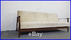 SOFA DAYBED Couch SCHLAFSOFA Mid Century Modern Vintage Retro 60er Knoll Ära
