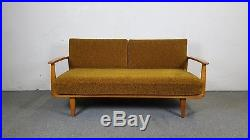 SOFA DAYBED Knoll Antimot SCHLAFSOFA Couch Mid Century ...