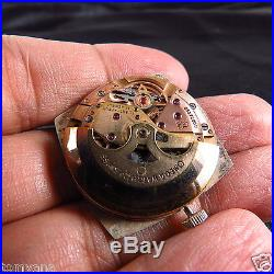 SWISS MADE VINTAGE OMEGA 565 MOVEMENT AUTOMATIC MEN WATCH
