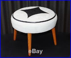 Sherborne Vintage Footstool Late Mid Century