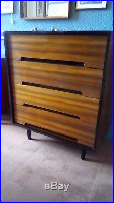 Stag C range chest of drawers by john and sylvia reid mid-century vintage retro