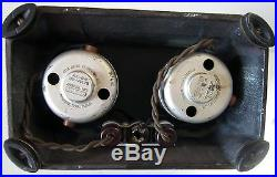 Stevens Porcelain Dual Malt Mixer Circa 1950's