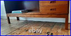 Stylish Mid Century Vintage Retro Home Office Bureau Desk Remploy -Deliver / VGC