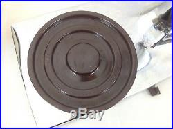 Sunbeam Mixmaster 1-8B Vtg Mid Century Modern Retro Stand Mixer Bowl Attachments