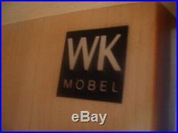 Superb Mid Century German Cabinet / Highboard Vintage Retro WK Mobel Delivery