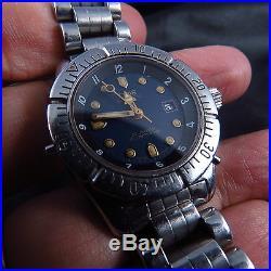 Swiss Made Vintage Oris Submariner 200m Auto Lady Watch