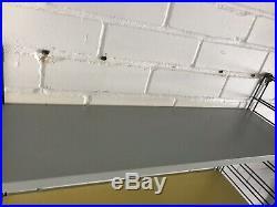 TOMADO dutch Vintage Industrial Retro Shelving Unit wall shelves mid century