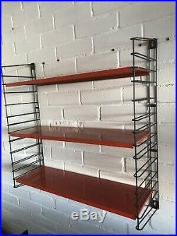 TOMADO dutch Vintage Industrial Retro Shelving Unit wall shelves mid century c