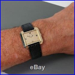 Unusual & Rare 1971 Longines cal. 528 Mid-Century Vintage Retro Mens Swiss Watch