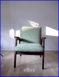 VINTAGE ART DECO RETRO MID CENTURY 30s 40s 50s 60s ARMCHAIR LOUNGE EASY CHAIR