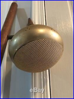 VINTAGE MID CENTURY MODERN ATOMIC MCM TENSION POLE FLOOR LAMP Retro