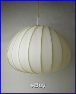 VINTAGE MOON CEILLING LAMP MID CENTURY MODERN RETRO PANTON ERA 50s 60s 70s