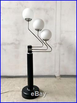 VINTAGE RETRO MID CENTURY 60s 70s ATOMIC FLOOR LAMP