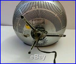 Very Rare Panasonic Orbitel TR-005 UFO Retro TV Vintage Mid Century Eyeball