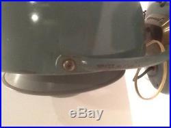 Vintage 1950s Vornado, Model 20C2-1, 2 Speed Fan, Mid Century Industrial Retro