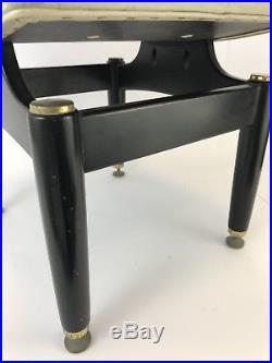 Vintage 1960s G PLAN FOOTSTOOL SEAT Atomic Retro Mid Century Chair 70s