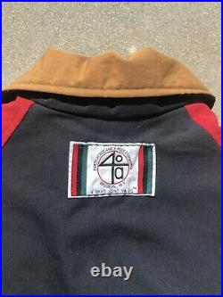 Vintage 40 Acres And A Mule Spikes Joint Jacket SZ L Rap Tee Spike Lee NWA RARE