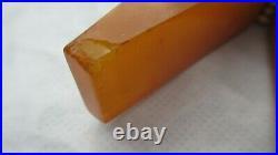 Vintage Bakelite Large Peg Paper Clip