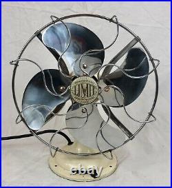 Vintage Electric Desk Fan, Limit London, 2 Speed, Retro