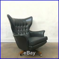 Vintage G Plan Blofeld Armchair Chair Teak Retro Danish Mid Century. DELIVERY