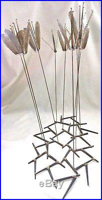 Vintage Hand Made Metal Kinetic Sculpture Mid-Century/Retro circa 1960's