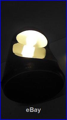 Vintage Italian MID Century Modernist Design Sculptural Ceramic Lamp Retro #1
