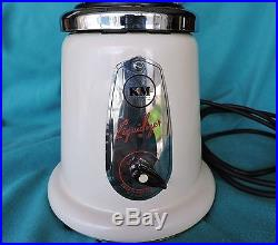 Vintage KM Knapp Monarch LIQUIDIZER Electric 3 Speed Blender Retro Mid Century