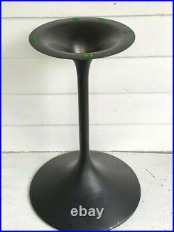 Vintage MCM Tulip Table Base ONLY Cast Aluminum Knoll Saarinen Style Mid Century