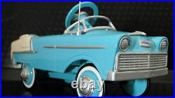 Vintage Mid Century Atomic Modern 1950s Jet Space Age Chevrolet Chevy Race Car