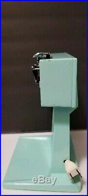 Vintage Mid Century Green Retro Atomic Automatic Electric Kitchen Can Opener