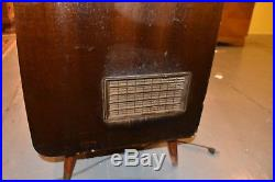 Vintage Mid Century Grundig-Majestic Stereo record player Made in Germany Retro
