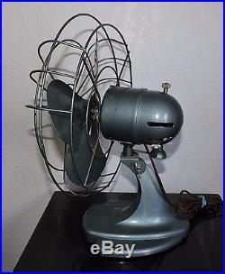 Vintage Mimar Fan Model HO-410 Retro Mid Century Brooklyn, NY