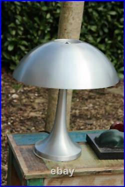 Vintage Mushroom Lamp Louis Kalff for Philips 1960 mid century retro