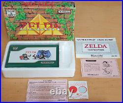Vintage Nintendo Zelda Game & Watch Multi Screen In Excellent Condition ZL-65