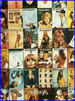 Vintage PLAYBOY Magazine COMPLETE Collection 1953-2020 HD PDF On USB All Issues
