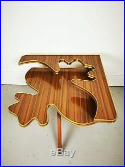 Vintage Retro Mid Century 1950's Laughton Creations Formica Coffee Table