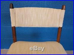 Vintage Retro Mid Century Danish Rosewood Anders Jensen Dining Chair
