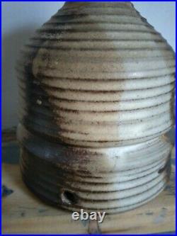 Vintage Retro Mid Century Lamp Base Kindwood Pottery