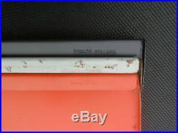 Vintage Retro Mid Century Seventies Dutch Tomado Bookshelf Rietveld Eames Era