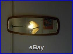 Vintage Retro Teak Mirror Mid Century Gplan Danish style / Era