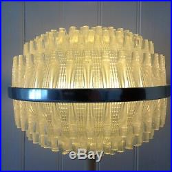Vintage Space Age Style Ceiling Light Shade Retro MID Century 1960's/70's Cool